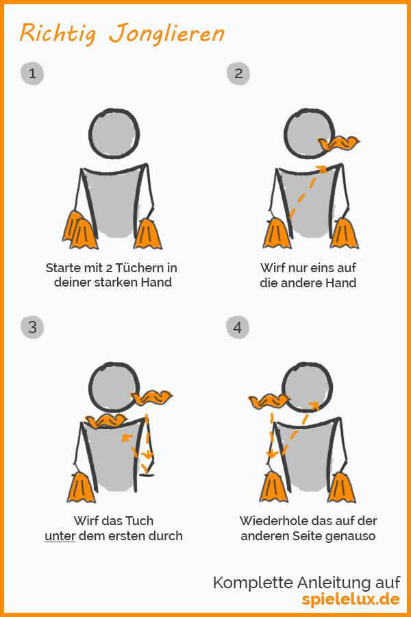 jonglieren-lernen-mit-tüchern-kaskade